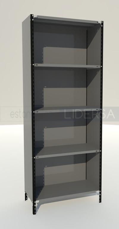Puertas para estanterias o tenga intenciones de ponerlo - Estanterias metalicas online ...