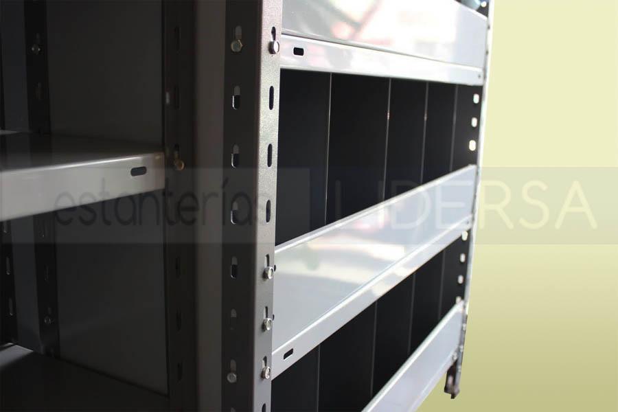 Separadores Para Estanterias Metalicas.Accesorios Para Estanterias Metalicasestanterias Metalicas