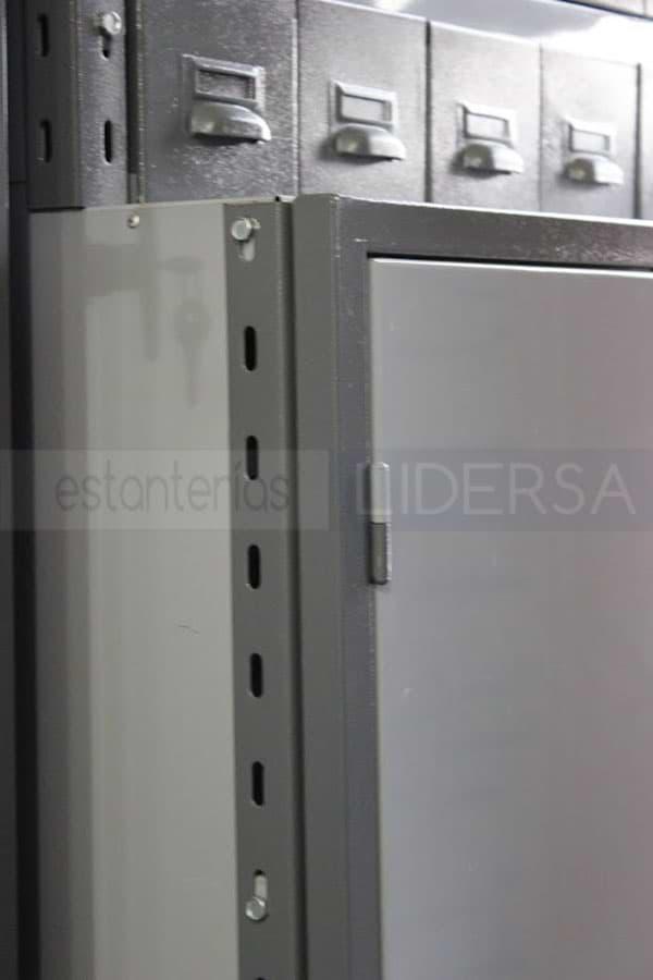 Un sistema de almacenamiento flexible